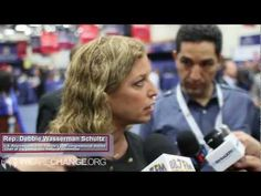 The remarkable, unfathomable ignorance of Debbie Wasserman Schultz  The Chair of the Democratic National Committee is completely unaware of one of the biggest stories of the Obama years