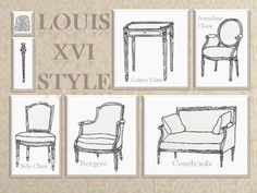 HOME DECOR – FURNITURE – SEATING – CHAIR – Furniture Styles