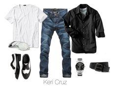 """Date Night"" by keri-cruz ❤ liked on Polyvore"