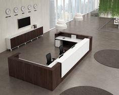 89 best reception desks images reception desks reception counter rh pinterest com