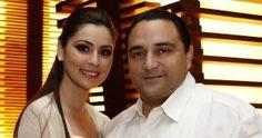 Roberto Borge Angulo contrajo matrimonio en 2009 con Mariana Zorrilla.