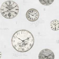 behang clocks