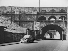Driveway Gate, 1 Place, Local History, Newcastle, Homeland, Memoirs, Trains, Arch, The Past