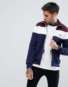 7b2502d1243cd3 SPORTS JACKET BY FRED PERRY - Check it out now - Fred Perry Sports  Authentic Color