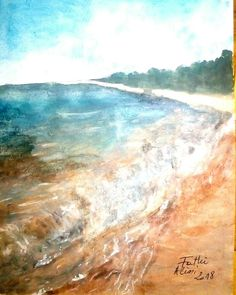 Waves, Artist, Outdoor, Outdoors, Artists, Ocean Waves, Outdoor Games, The Great Outdoors, Beach Waves