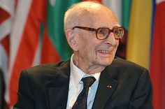 1973 ♦ Claude Levi-strauss (1908 - 2009) was a French anthropologist and ethnologist whose work was key in the development of the theory of structuralism and structural anthropology.