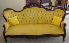 tufted antique chairs - Google…