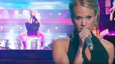 "Sexy Carrie Underwood Blasts Fear Into Cheaters With Fiery ""Before He Cheats"""