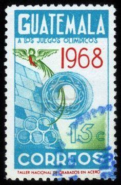 Guatemala! My year 68!