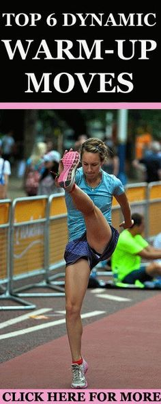 If you are a runner, or do any form of exercise, then you need to start your workout with the right warm-up. Here the best 6 Quick Dynamic Warm-Up Exercises  http://www.runnersblueprint.com/quick-dynamic-warm-up-exercises-runners/ #Runners #Warm-up #Exerc