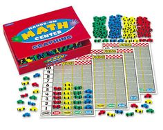 math Hands-On Graphing Center at Lakeshore Learning