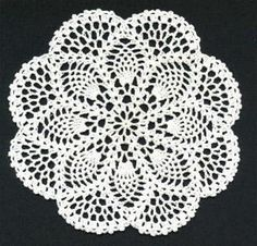 These 10 Beautiful And Free Crochet Doily Patterns Are Sure To Delight You And All Your Guests - Knit And Crochet Daily