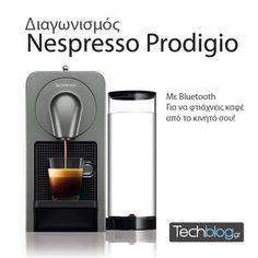 Κερδίστε την μηχανή καφέ Nespresso Prodigio για να φτιάχνετε καφέ από το κινητό σας! - https://www.saveandwin.gr/diagonismoi-sw/kerdiste-tin-mixani-kafe-nespresso-prodigio-gia-na-ftiaxnete-kafe-apo-to/
