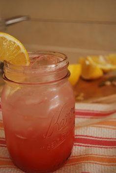 Strawberry Lemonade Concentrate