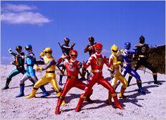 Dino thunder and ninja storm team up Power Rangers Ninja Storm, Go Go Power Rangers, 2000s Kids Shows, Power Ranges, Kamen Rider, Goku, Thunder, Favorite Tv Shows, Nostalgia