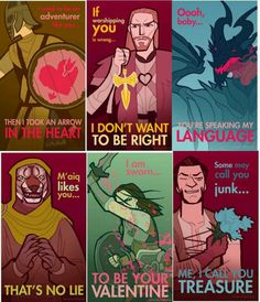 Just some pickup lines for my fellow nerd brothers out there.