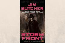 """10 Great Witchy Books for Summer Reading: """"The Dresden Files"""" (series), Jim Butcher"""