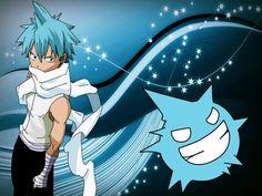 soul eater black star | Soul Eater Soul☠Eater(Burakku☆Sutā)