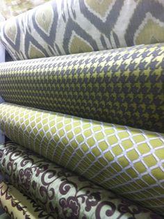 fabrics - colors