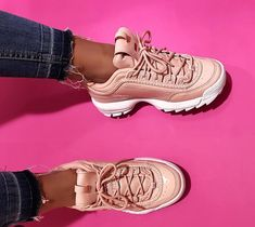 FILA Disruptor 2 Premium Mono Women's Sneaker en 2018 ...