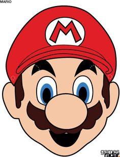 Super Mario Bros Party Ideas & Freebies