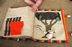 Go-to-Gifts: Quiet Books That Grow with Baby Mama Say What?!   Mama Say What?!