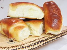 Polish Recipes, Polish Food, Hamburger Buns, Always Hungry, Bread Rolls, Holiday Desserts, Cake Cookies, Hot Dog Buns, Tart