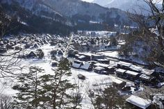 At work? Start to dream of that winter vacation.. well, not too hard to plan one!   Go to the world heritage Shirakawago and be rewarded with a view like this. It's easy to get there - travel to Takayama from Nagoya and transfer to local bus, all using your 5-day JR Pass!   Discover more of the 'most affordable pass', we claimed: http://www.sylistic.com/travel/2017/02/20/snowy-takayama-shirakawa-go-affordable-pass-go-japan/ #clementcanopyprice, #clementcanopycondo, #clenmentcanopylocation…