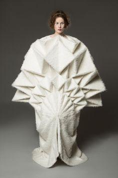 Sculpting Mind - Yuki Hagino | BA Final Collections, Fashion, Fashion Show, Graduates | 1 Granary1 Granary | By the Students of Central Saint Martins