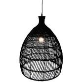 Showcase designer style in your coastal home with the beautiful woven rattan shade of the Tuki Pendant Light from Searles Homewares. Rattan Pendant Light, Outdoor Pendant Lighting, Black Pendant Light, Ceiling Pendant, Ceiling Fixtures, Ceiling Lamp, Home Lighting, Chandelier Lighting, Light Fixtures