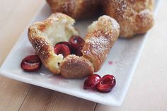 September 1st: National Cherry Popover Day   Oddly Specific National Food Holidays You Didn't Know Existed