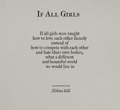 If All Girls.so true! Poem Quotes, Quotable Quotes, Girl Quotes, Words Quotes, Great Quotes, Quotes To Live By, Inspirational Quotes, Sayings, Poems