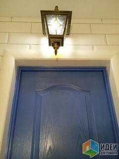 Тема дня - цветные двери