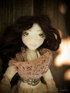 Fiona | Romantic Wonders Dolls