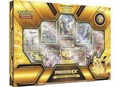 Pokemon TCG Pikachu EX Legendary Premium Collection Box Sealed Pokémon… Pikachu Pikachu, Pokemon Tins, Pokemon Packs, Pokemon Stuff, Michael Christmas, Pokemon Trading Card, Trading Cards, Card Games, Party