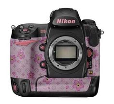 Nikon D3 Hello Kitty