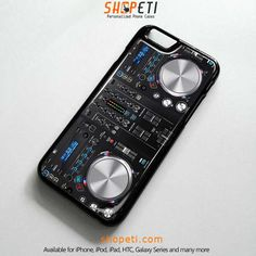 PIONEER XDJ AERO Turntable DJ Case for iPhone Galaxy HTC iPad iPod