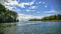 Janes Island State Park Crisfield, Maryland