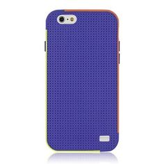 """Coosh Case for Apple iPhone 6 (4.7""""), AT&T Verizon Sprint T-Mobile and All Carriers, Retail Packaging (Purple)"""