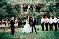 Jackelyn + Steven's Wedding Ceremony - Audley Dance Hall