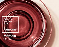 Pantone Announces Color Of The Year 2015:  Marsala  (Designboom.com 04 December 2014)