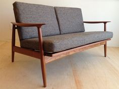 Moreddi teak sofa