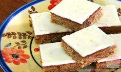 Traditional Weetbix Slice | Stay at Home Mum #weetbix #slices