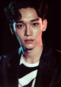 Chen - 160725 SMTown Coex Artium merchandise - Credit: 룽. Exo Chen, Exo Chanyeol, Kyungsoo, Kpop Exo, Exo K, Exo Teaser, Coex Artium, Kim Jong Dae, Candy
