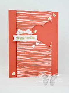 "Click here to watch a how-to video and see fun alternate project ideas I created with the April 2018 You Are My Anchor Paper Pumpkin kit: how to make the kit go further with Mini Pizza Boxes, some sweet Life Savers candy thank yous, a sweetheart card, and two versions of the ""impossible card.""…#stampyourartout #stampinup - Stampin' Up!®️️ - Stamp Your Art Out! www.stampyourartout.com"