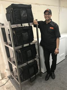 Pepes Piri Piri of West Bromwich now Delivering their grilled & fried chicken with Sweetheat Heated Delivery Bags sweetheat.co.uk #sweetheatheateddeliverybags #westbromwich