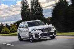 New BMW shown in detailed, Gallery Bmw M5 E60, Bmw X7, Bmw Love, Luxury Services, Off Road, Premium Cars, New Bmw, Car Makes, Submarines