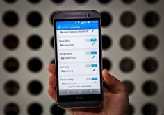 Teaching new voice commands to Google Now