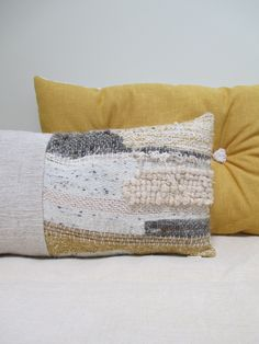 Image of Coussin Tissage