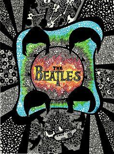 """The Beatles"" Luciana Pupo"